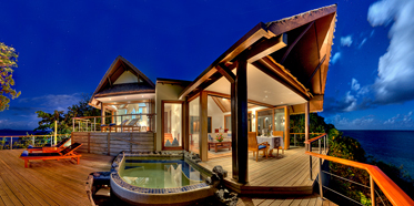 Exterior of West Suite at Royal Davui Resort, Fiji