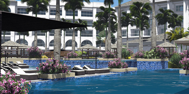 Exterior of Hyatt Zilara Rose Hall, Montego Bay