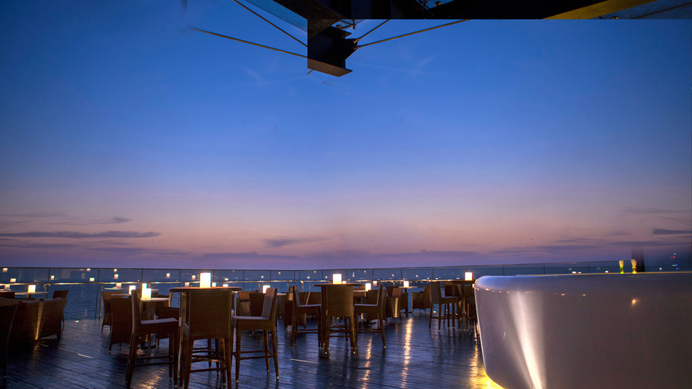 Sky Lounge at The Kingsbury ColomboSri Lanka