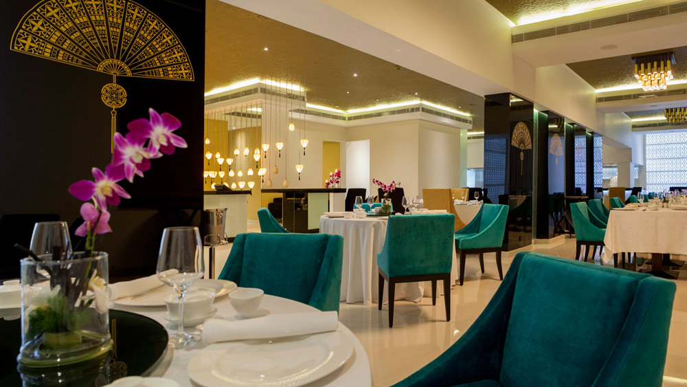 Dining at The Kingsbury ColomboSri Lanka