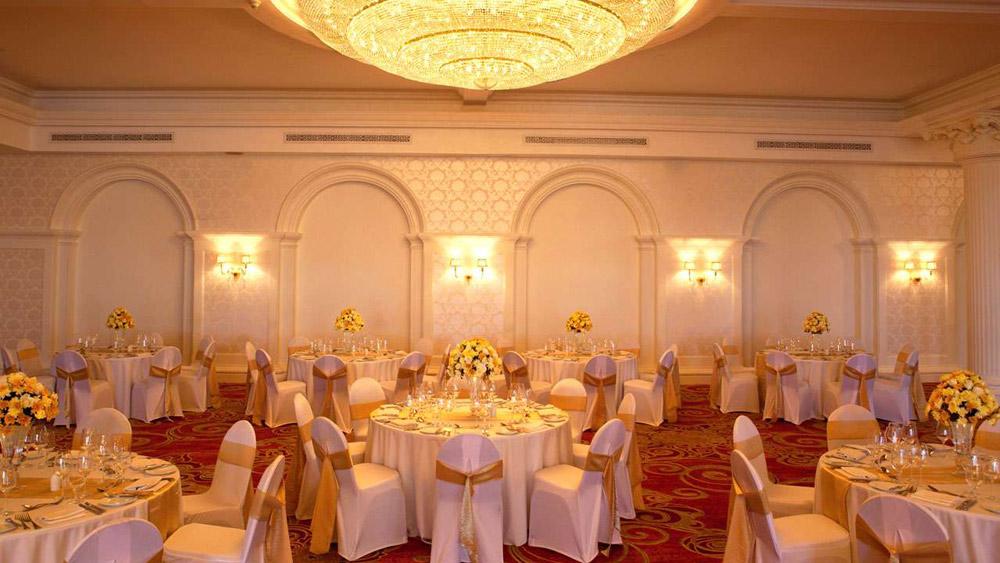 Kingsbury Banquet Hall at The Kingsbury ColomboSri Lanka