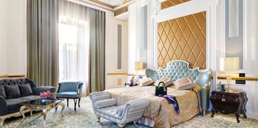 Guest Room at St. Regis Moscow Nikolskaya