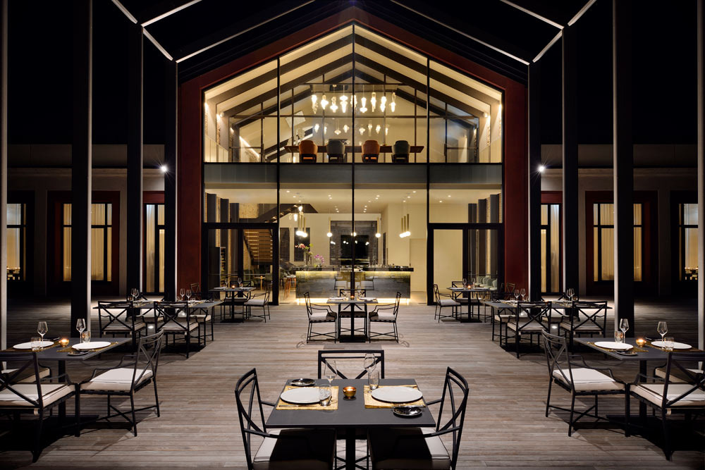 Dining at JW Marriott Venice Resort and Spa