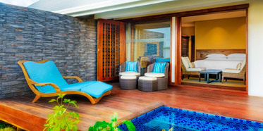 Guest Room at Sheraton Tokoriki Island Resort and Spa