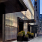 Exterior of Baccarat Hotel New York