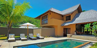 Constance Ephelia Seychelles Family Villa Exterior