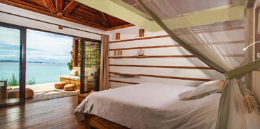 Constance Lodge Tsarabanjina Sea View Beach Villa.