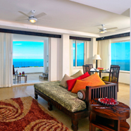 Master Jacuzzi Suite Family Room at Grand Miramar Resort and Spa Puerto VallartaJaliscoMexico