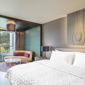 Guestroom and View at Le Meridien Suvarnabhumi Bangkok Golf Resort and Spa
