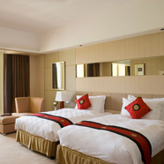 Double Guest Room at Sofitel Zhongshan Golf Resort