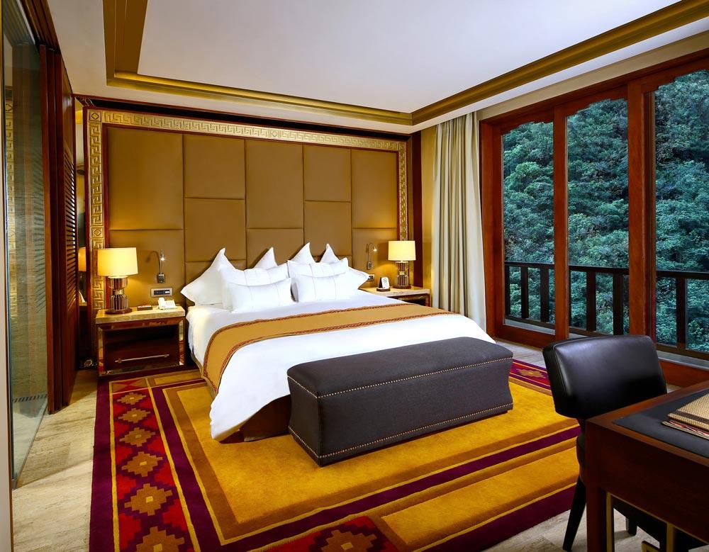 Guest Suite at Sumaq Machu Picchu
