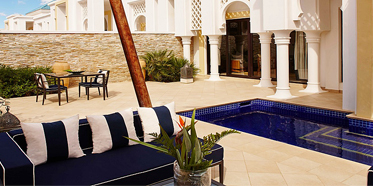 Garden Pool Villa at Banyan Tree Tamouda Bay, Morocco
