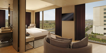 Panoramic Room at Dusit D2 New Delhi