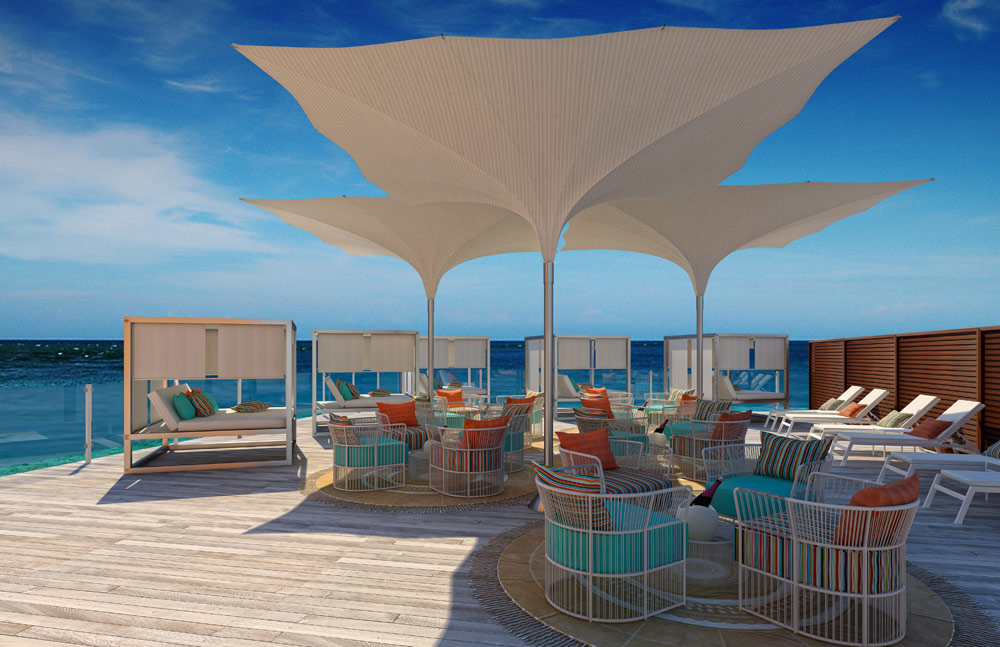 Sonesta Ocean Point Resort Rooftop Lounge