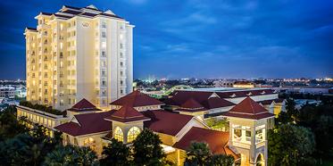 Sofitel Phnom Penh Phokeethra, Cambodia