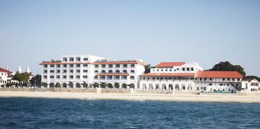 Exterior of Park Hyatt Zanzibar
