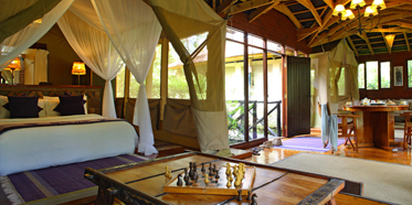 Guest Room at Sarova Mara Game Camp, Kenya