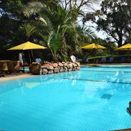 Outdoor Pool at Sarova Mara Game CampKenya