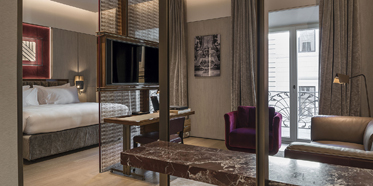 Deluxe Suite at Fendi Private Suites, Rome