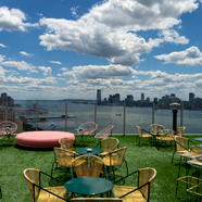 Le Bain Rooftop Terrace at The Standard High LineNew York