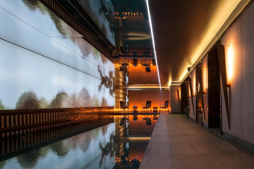 The Pool at Spa Nolinski by La Colline