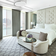 Deluxe King Guest Room at Four Seasons Abu Dhabi, United Arab Emirates