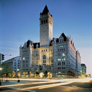 Old Post Office Building at Trump International Hotel Washington DCUnited States