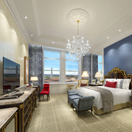 King Guest Room at Trump International Hotel Washington DCUnited States