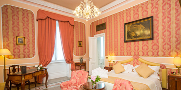 Superior Guest Room at Hotel Bristol Palace, Genova, Italy