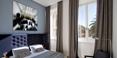 Guest Room at Piazzadispagna9, Rome, Italy