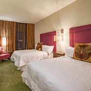 Double Guest Room at Grand Bohemian Hotel Mountain BrookBirminghamAL