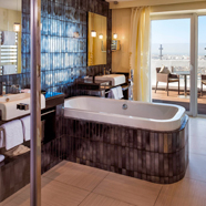 Suite Bath at Sofitel Casablana Tour BlancheCasablancaMorocco