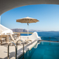Pool Villa at Elite Luxury Suites Santorini, Greece