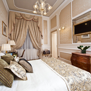 Classic Guest Room at Grand Hotel Majestic Gia BaglioniBolognaItaly