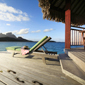 Private Villa Deck at Sofitel Bora Bora Private Island, Bora Bora, French Polynesia