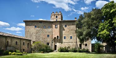 Castel Porrona Relais, Cinigiano GR, Italy
