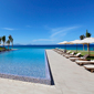 Main Pool at Fusion Resort Nha Trang, Vietnam