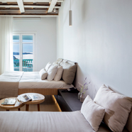 The Bachelor Suite at Bill & Coo Suites and Lounge, Mykonos