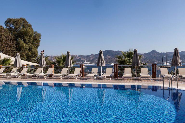 Pool at Avantgarde Yalikavak Hotel