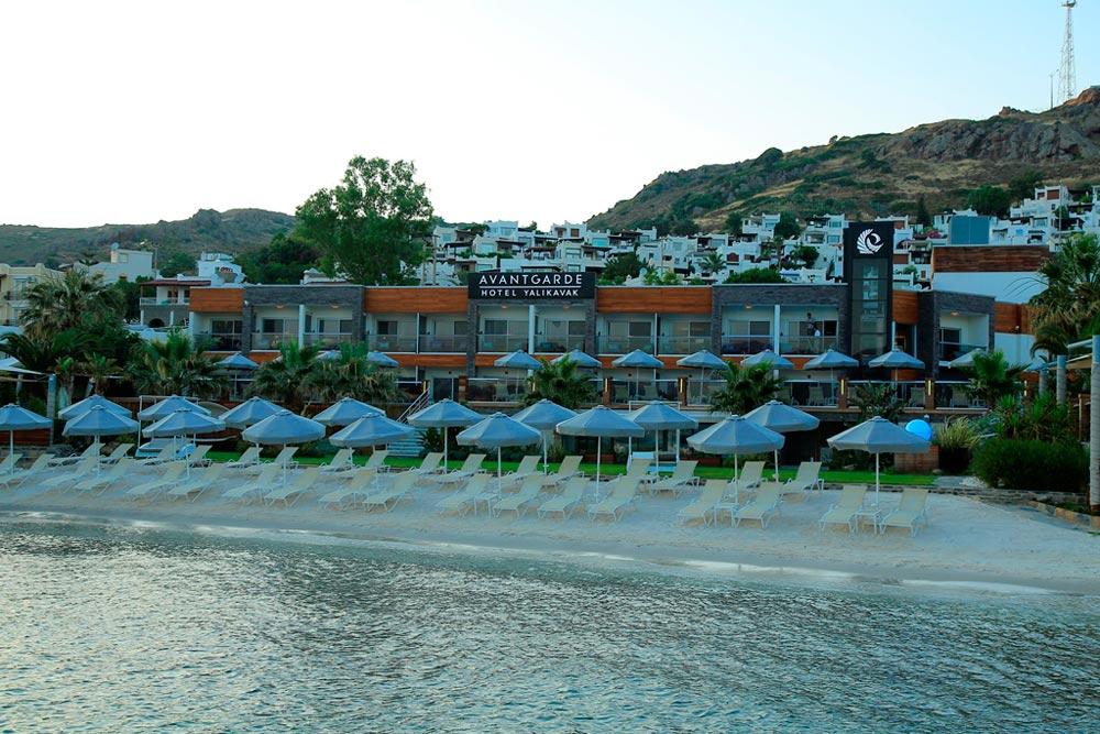 Avantgarde Yalikavak Hotel Beach