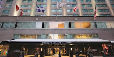 Fairmont The Queen Elizabeth Exterior