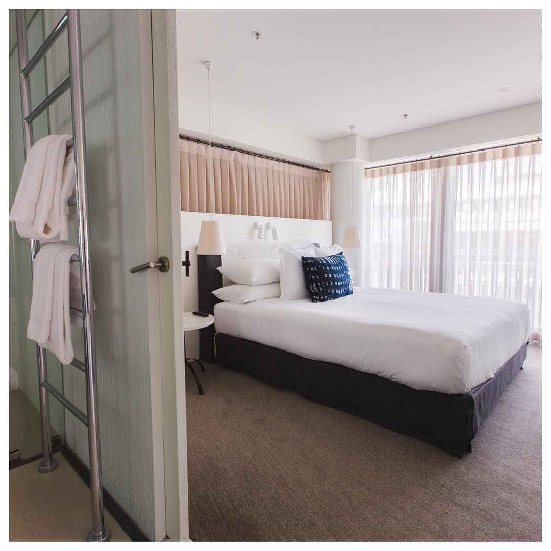 Guest Room of The Pier One Sydney Harbour Hotel