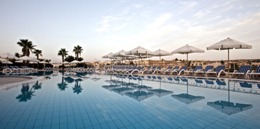 Outdoor Pool at InterContinental Malta, St. Julians, Malta