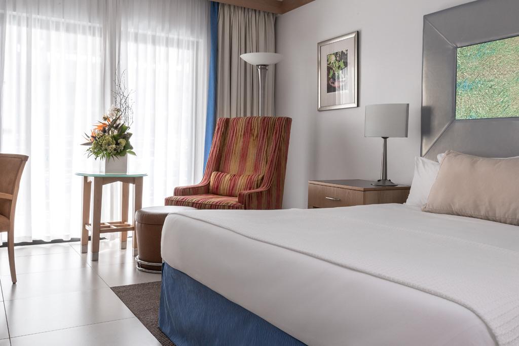 Club Guest Room at InterContinental Malta, St. Julians, Malta