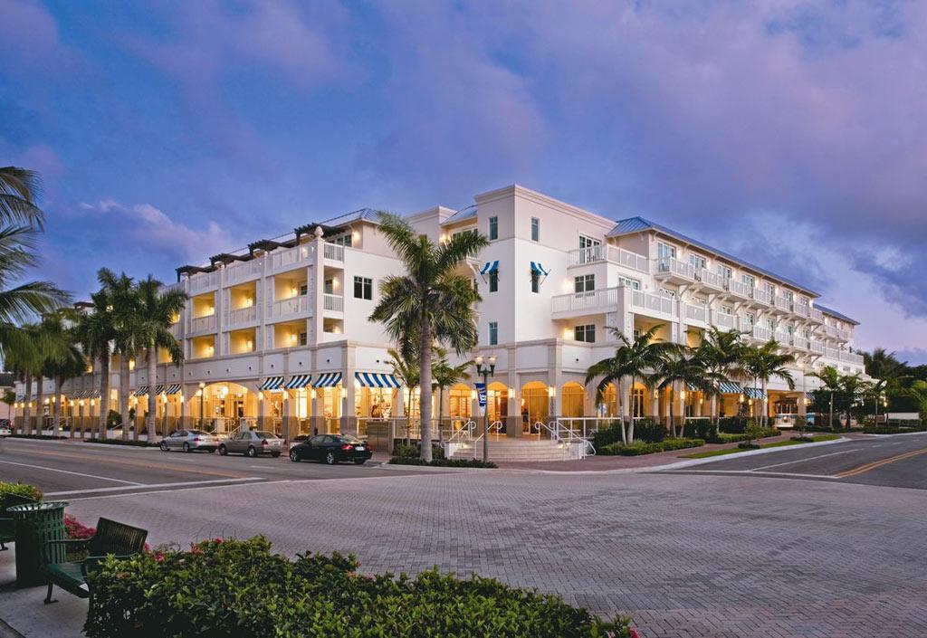 The Seagate Hotel and Spa, Delray Beach, FL