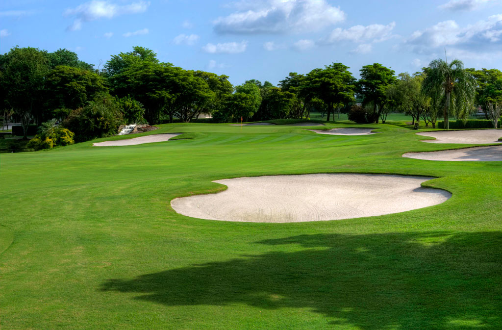 Golf Course at The Seagate Hotel and Spa, Delray Beach, FL