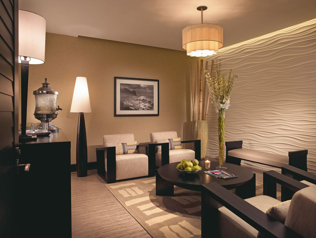 Spa Relaxation Space at The Seagate Hotel and Spa, Delray Beach, FL