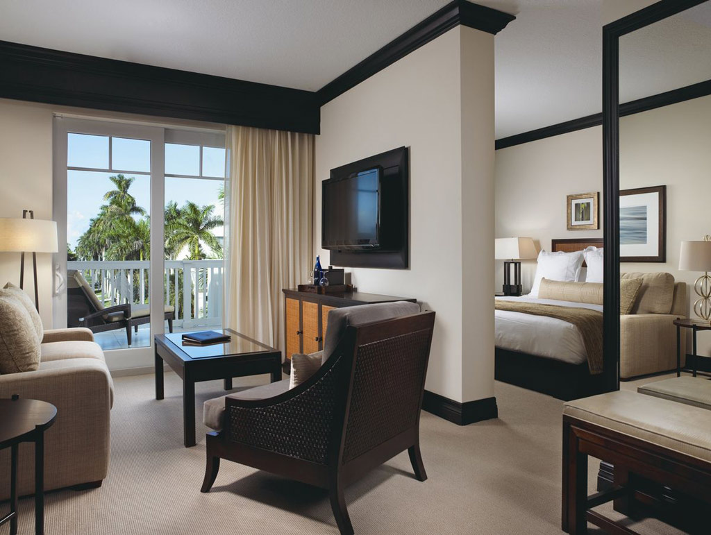JR Suite at The Seagate Hotel and Spa, Delray Beach, FL