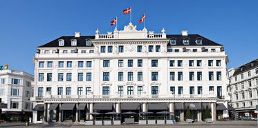 Hotel D'Angleterre Copenhagen, Denmark