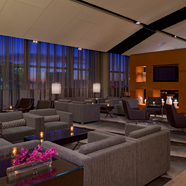 Lobby of Grand Hyatt DFW Airport, Dallas, TX